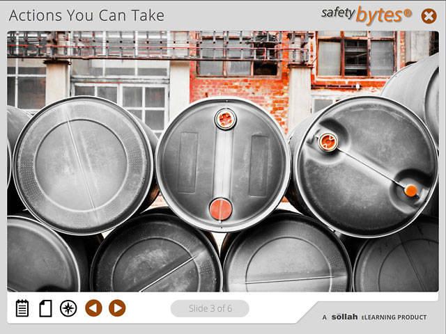 SafetyBytes® - Hazardous Waste Minimization