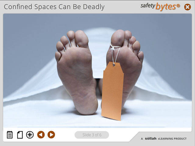 SafetyBytes® - Identifying a Confined Space