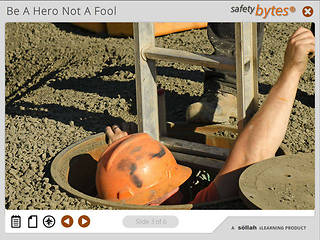 <u>Safety</u>Bytes® - Non-Entry Rescue from a Confined Space