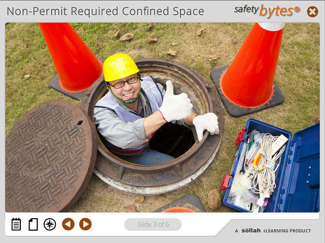 SafetyBytes® - Special Confined Space Circumstances