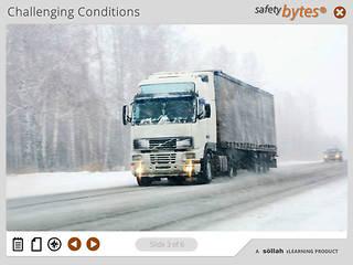 <u>Safety</u>Bytes® - Truck Tire Chaining - Chain Tighteners