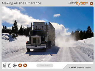 <u>Safety</u>Bytes® - Truck Tire Chaining Types of Tire Chains