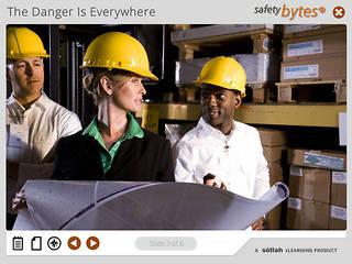 <u>Safety</u>Bytes® - PPE: Using Your Head Gear