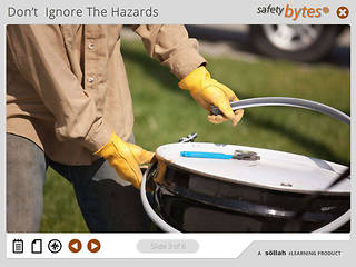 <u>Safety</u>Bytes® - PPE: Using Your Hand Protection