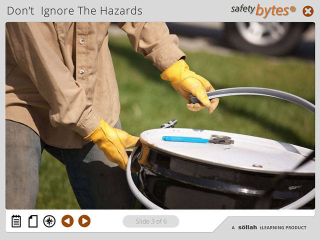 SafetyBytes® - PPE: Using Your Hand Protection