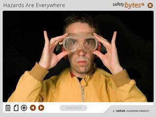 <u>Safety</u>Bytes® - PPE: Using Your Eye Protection