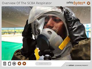 <u>Safety</u>Bytes® - Overview of the SCBA Respirator