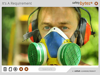 <u>Safety</u>Bytes® - Fit Testing Your Respirator