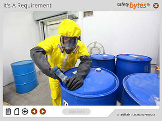 SafetyBytes® - Cleaning Your Respirator