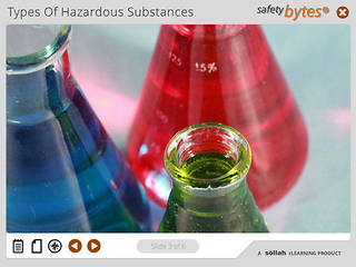 SafetyBytes® - HazCom: Types Of Hazardous Substances