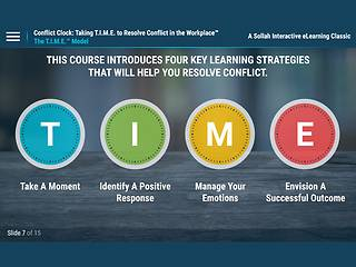 Conflict Clock™ - eLearning Classic