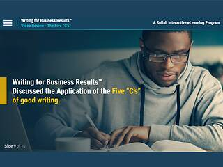Writing for Business Results™