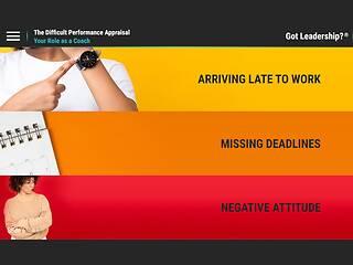 Got Leadership?™ The Difficult Performance Appraisal