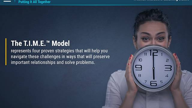 Conflict Clock™ for Managers & Supervisors