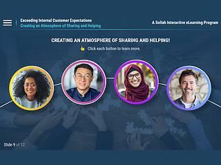 Exceeding Internal Customer Expectations