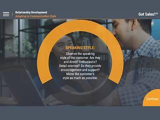 Got Sales?™ Relationship Development