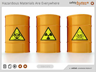 SafetyBytes® - DOT HAZMAT Warning System