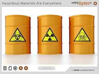 <u>Safety</u>Bytes® - DOT HAZMAT Warning System