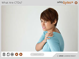 <u>Safety</u>Bytes® - Preventing Ergonomic Disorders: Buy In And Worksite Analysis