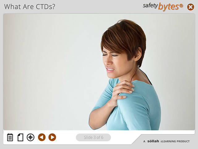 SafetyBytes® - Preventing Ergonomic Disorders: Buy In And Worksite Analysis