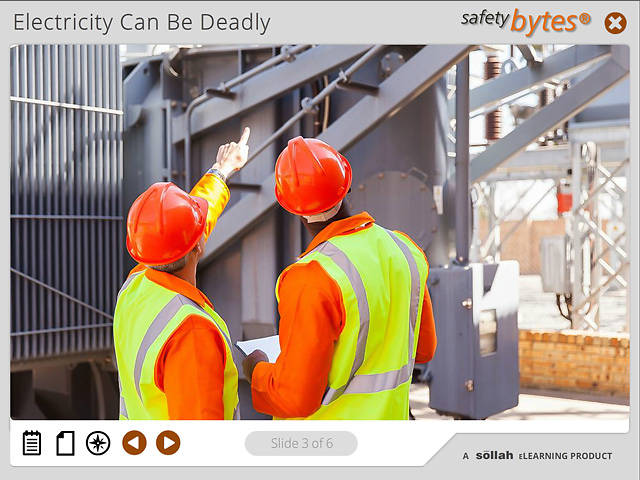 SafetyBytes® - Electrical Safety Training
