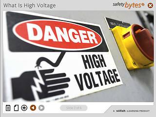 <u>Safety</u>Bytes® - Electrical <u>Safety</u>: Accidental Contact With High Voltage