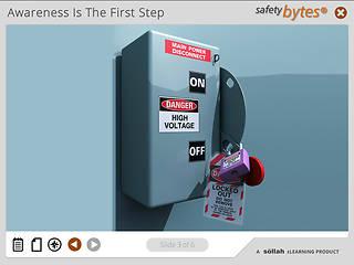 <u>Safety</u>Bytes® Electrical <u>Safety</u>: Electrical Equipment Warnings