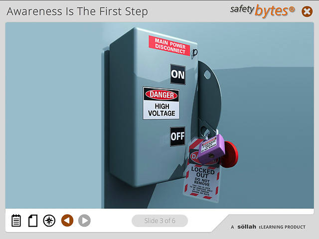 SafetyBytes® Electrical Safety: Electrical Equipment Warnings