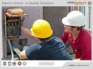 <u>Safety</u>Bytes® Electrical <u>Safety</u>: De-Energizing Equipment