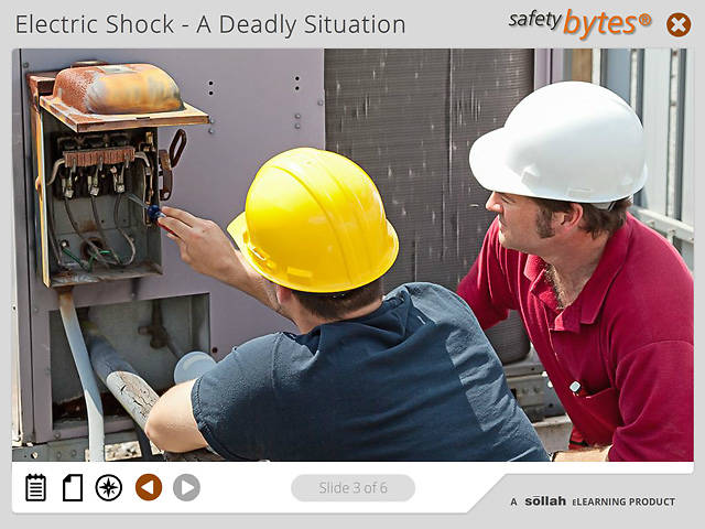 SafetyBytes® Electrical Safety: De-Energizing Equipment