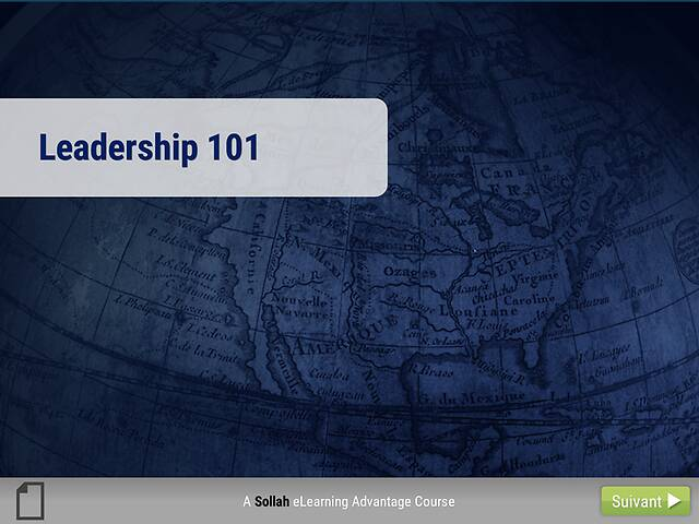 Leadership 101™ - French version