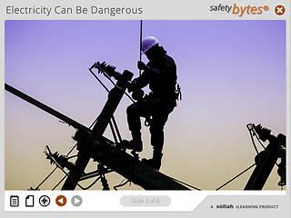<u>Safety</u>Bytes® Electrical <u>Safety</u>: Using Portable Equipment
