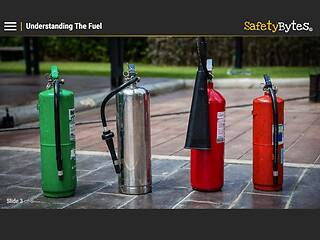 SafetyBytes® Fire Safety - Fire Classifications