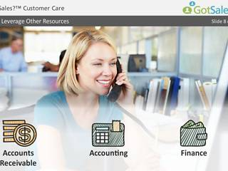 Got Sales?™ Customer Care