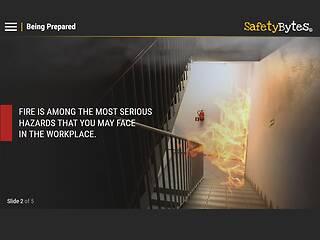 <u>Safety</u>Bytes® Fire <u>Safety</u>: Using Fire Extinguishers Safely