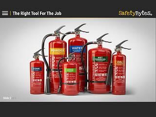 <u>Safety</u>Bytes® Fire <u>Safety</u>: Fire Extinguishers