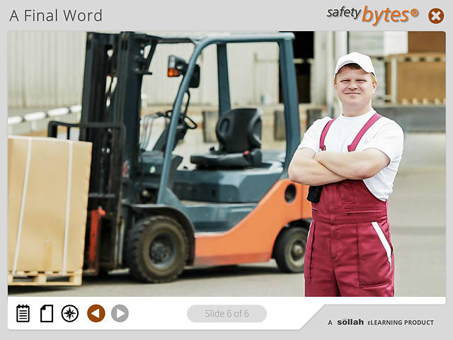 SafetyBytes® Forklift Safety: Fueling The Truck