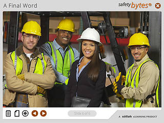 <u>Safety</u>Bytes® Forklift <u>Safety</u>: Gauges And Indicator Lights