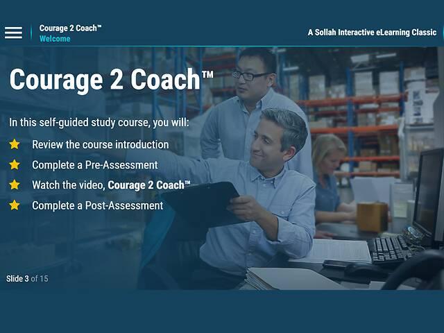 Courage 2 Coach™