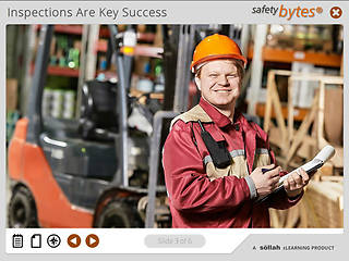 <u>Safety</u>Bytes® Forklift <u>Safety</u>: Physical Inspection For Internal Combustion Engines