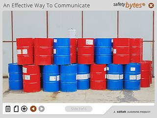 <u>Safety</u>Bytes® - Hazardous Chemical Container Labeling