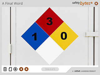 SafetyBytes® Hazardous Materials Identification System