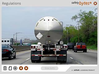 SafetyBytes® HAZMAT Awareness: Carrier Responsibilities