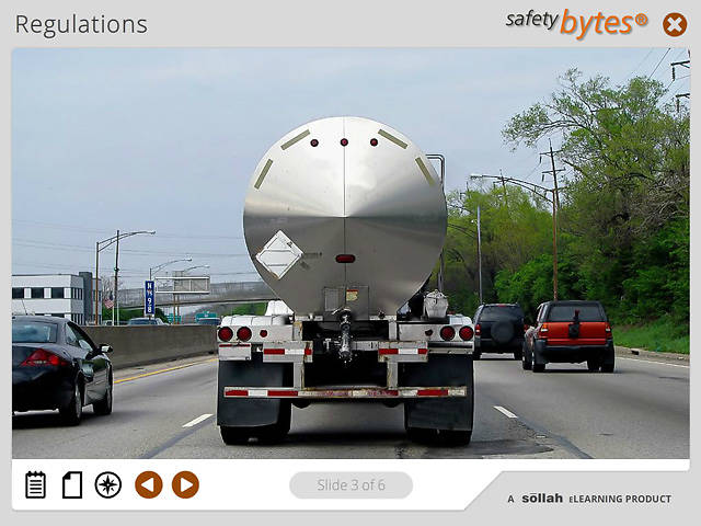 SafetyBytes® HAZMAT Awareness: Carrier Responsibilities