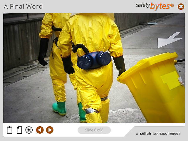 SafetyBytes® Physical Hazards Protective Measures