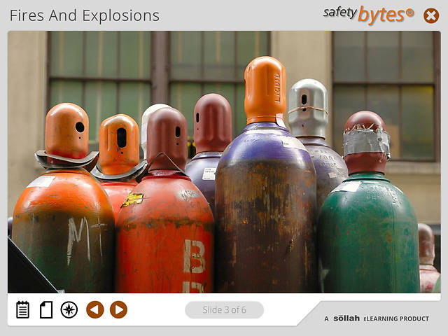 SafetyBytes® Physical Hazards Within The Workplace