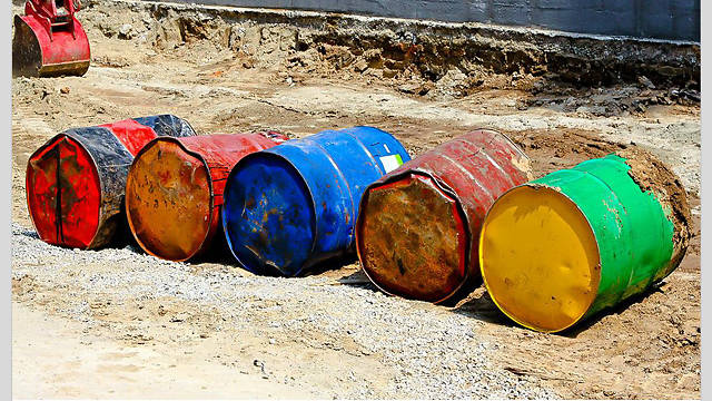 <u>Safety</u>Bytes® Types of Hazardous Waste Accumulation Areas