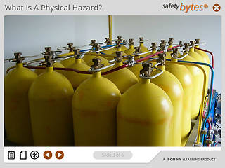 SafetyBytes® Common Physical Hazard Terms