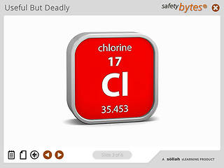 <u>Safety</u>Bytes® Chemical Properties Of Chlorine