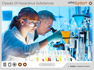 <u>Safety</u>Bytes® HazCom: How Hazardous Substances Effect The Body
